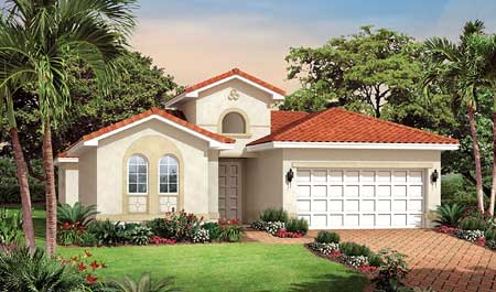 parkland golf cc new constuction homes for sale